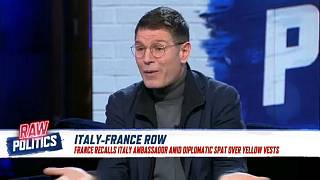 Raw Politics: Will rising tensions between France and Italy boil over?