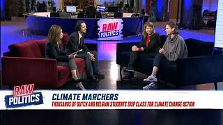 350 Dutch scientists and researchers join climate change movement | Raw Politics