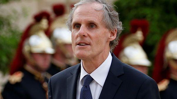 French ambassador to Italy Christian Masset