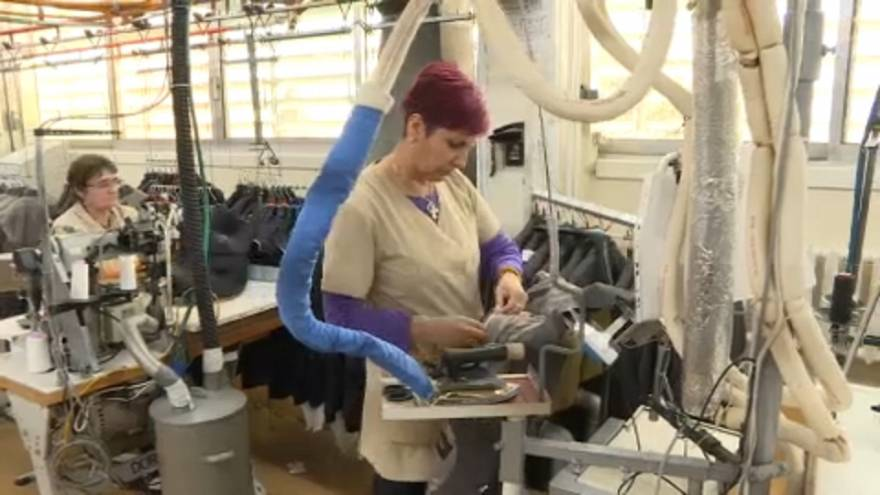 Trabajadores pobres por los bajos salarios en Bulgaria