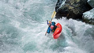 Nouria Newman, seule contre les rapides himalayens