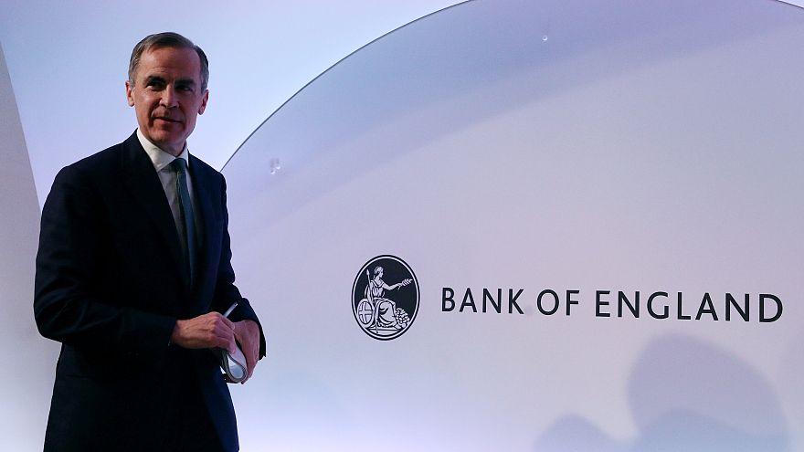 Brexit : la Banque d'Angleterre est morose