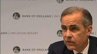 """Britische Notenbank: """"No-Deal-Brexit"""" Gift für die Wirtschaft"""