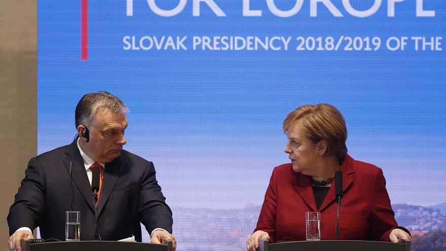 Merkel: a tagországok döntsenek, ki jöhet