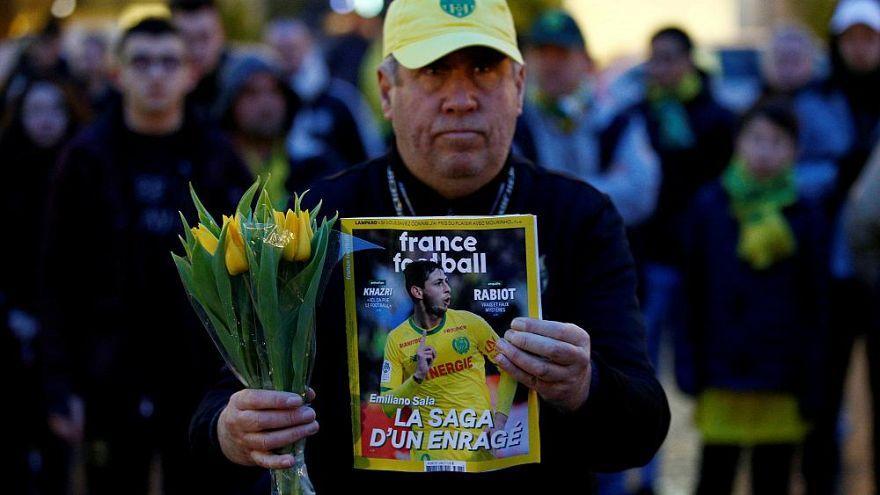 Nantes uçak kazasında kaybolan Arjantinli golcünün transfer taksitini Cardiff'ten istedi