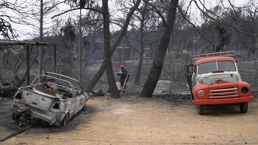 Πόρισμα επιτροπής για την αντιμετώπιση πυρκαγιών μετά το Μάτι (docs)