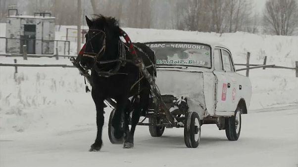 Egy lóerős Moszkvics