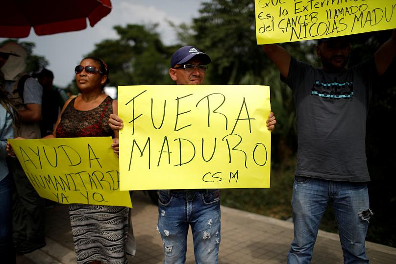 EU Sentenced to Failure for following Opposition, Says Maduro