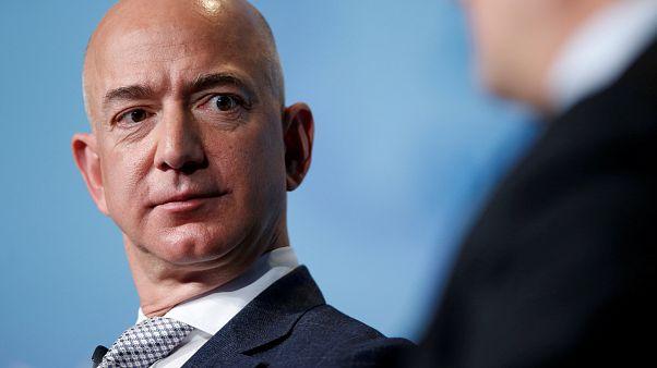 Amazon'un kurucusu Jeff Bezos'tan şantaj iddiası