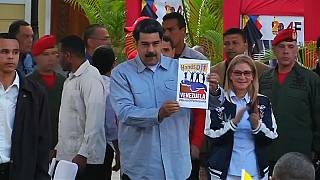 """Maduro: """"No existe crisis humanitaria en Venezuela"""""""
