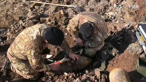 Riaperto Ciampino dopo rimozione bombe