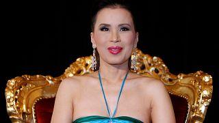 La soeur du roi de Thaïlande brigue le poste de Premier ministre
