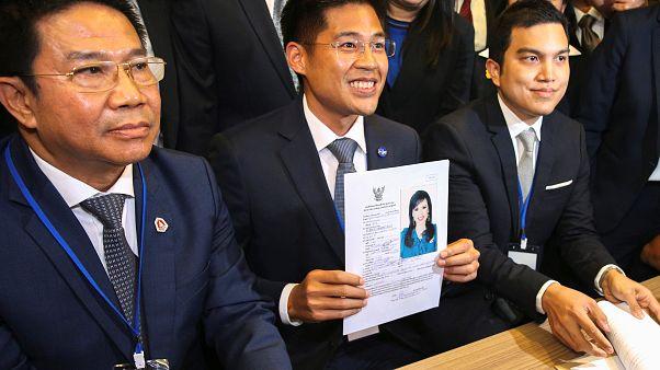 Thai Raksa Chart partisi prensesi aday gösterdi
