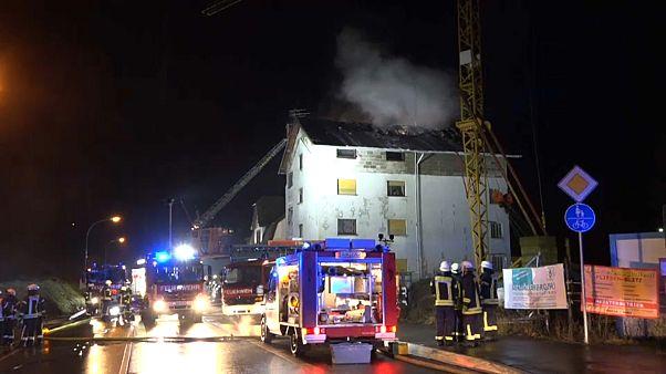 5 Tote bei Wohnungsbrand in Rheinland-Pfalz