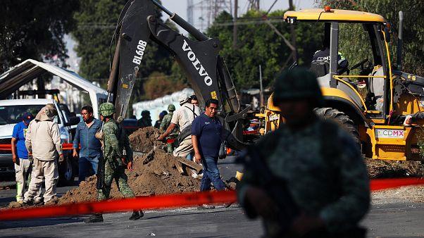 Nuevo golpe al robo de combustible en México