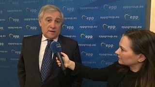 União Europeia do lado de França na tensão diplomática com Itália