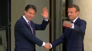 Italien-Frankreich - auch ein Stück Wirtschaftskrieg?