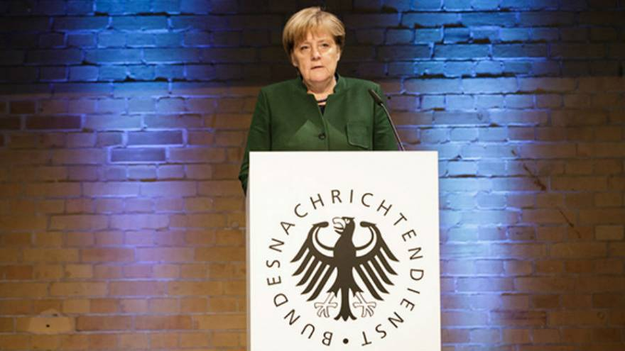 Merkel: IŞİD henüz yenilmedi