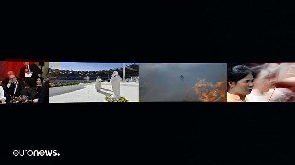"""شاهد: أبرز صور فقرة  """"لا تعليق"""" على يورونيوز خلال أسبوع"""