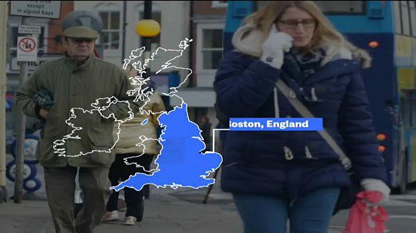 """Путешествие по Великобритании перед """"брекситом"""": Блайнай-Гвент и Бостон"""