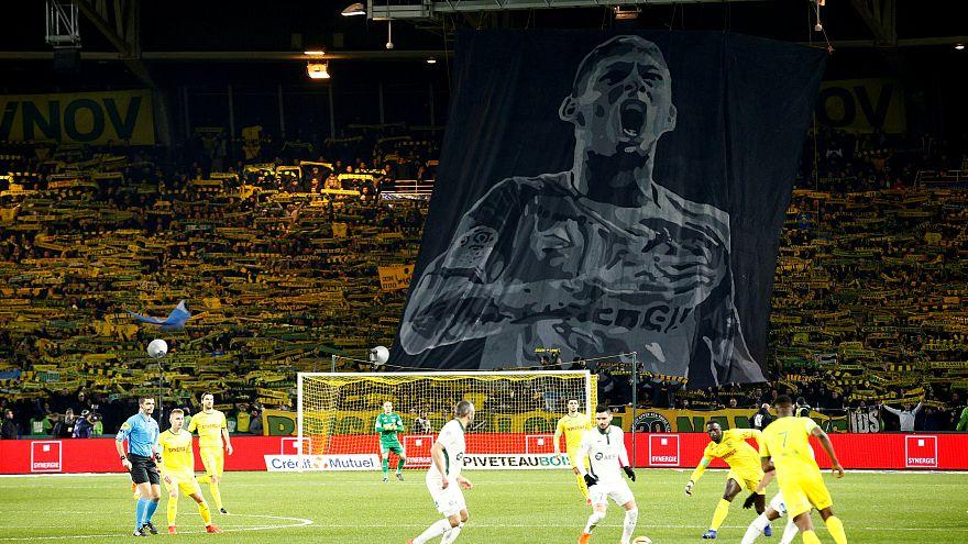 El fútbol llora la muerte del jugador argentino Emiliano Sala