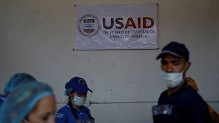 Maduro lässt dringend benötigte Hilfsgüter nicht ins Land