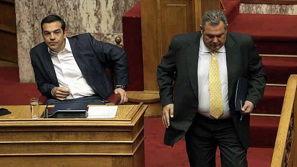 Κυρώθηκε από την Ελληνική Βουλή η είσοδος της Β. Μακεδονίας στο ΝΑΤΟ
