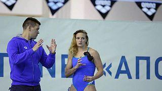 Στην Ελλάδα η Iron Lady της παγκόσμιας κολύμβησης