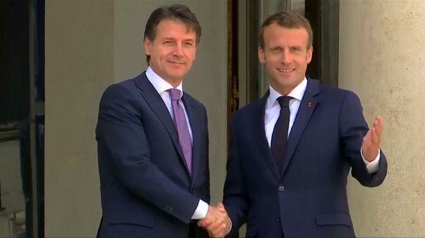 France-Italie : divorce ou crise passagère?