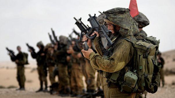 شاهد: تدريبات عسكرية إسرائيلية في وادي الأردن تحاكي حرباً مع حزب الله