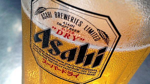 كأس من البيرة