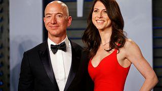 Jeff Bezos: Amazon boss