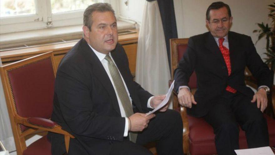 Εκβιασμό από τον Πάνο Καμμένο κατήγγειλε στην ΕΛ.ΑΣ. ο Ν. Νικολόπουλος