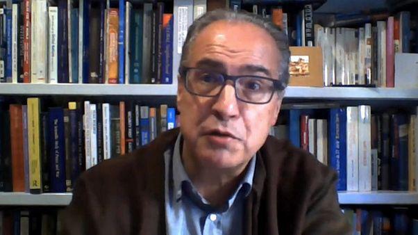 """Rafael Grasa: """"Un exceso de tiempo perjudica los intereses de Guaidó"""""""