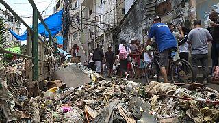 Unwetter sorgt für Katastrophe in Rio de Janeiro