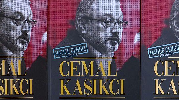 Noiva de Khashoggi lança livro sobre o jornalista
