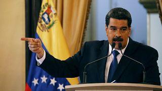 Maduro disposto a receber grupo de contacto