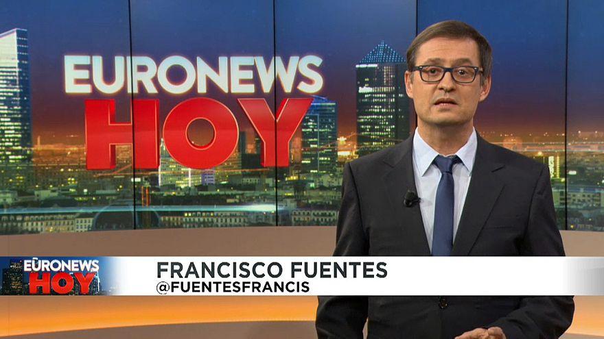 [Euronews Hoy 8/02] Las claves informativas del día
