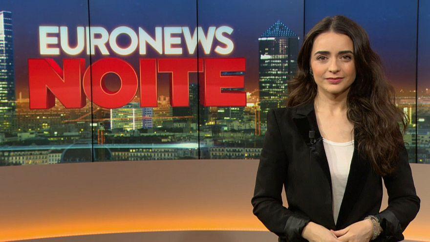 Euronews Noite 08.02.2019