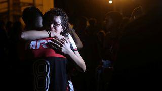 Dor e choque depois da tragédia do Flamengo
