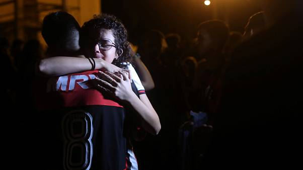 Brazil: Flamengo fire death victims all teenagers