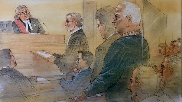 Kanadalı seri katil McArthur ömür boyu hapis cezasına çarptırıldı