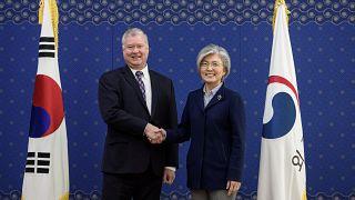 Trump-Kim summit: US diplomats hold 'productive meeting' with North Korean counterparts