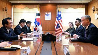 Usa-Corea del nord, i due nemici si annusano