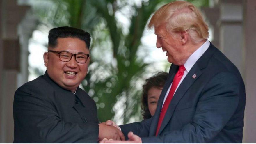 زمان و مکان دومین دیدار ترامپ و کیم مشخص شد