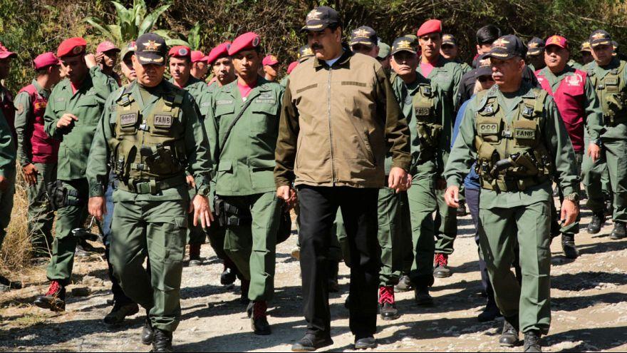 ارتباط مستقیم دولت ترامپ با مقامات ارتش ونزوئلا