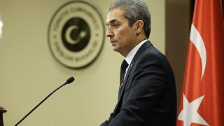 Af Örgütü'nün Türkiye'ye yönelik 'savaş suçu' iddiasına Dışişleri'nden 'mesnetsiz' yanıtı