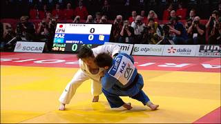 Judo Paris Grand Slam: Japon judokalar nefes kesti