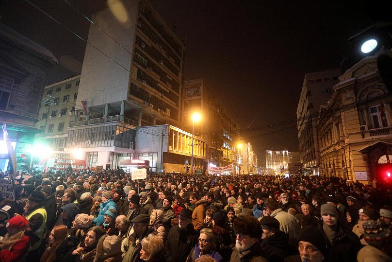 REUTERS/Djordje Kojadinovic