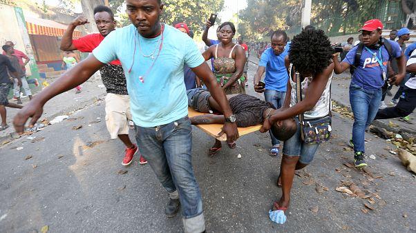 Agravam-se os protestos contra a corrupção no Haiti